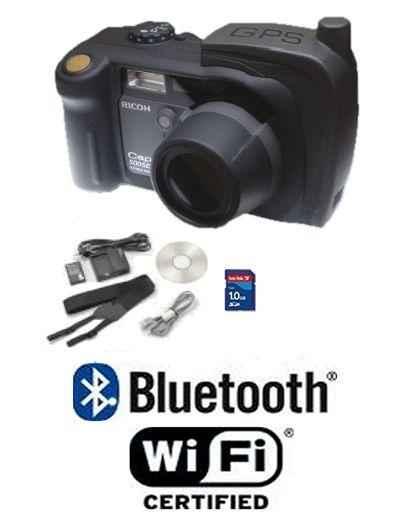 Ricoh 500SE-W/B + SE-1 GPS