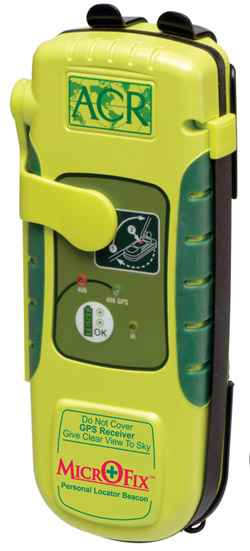 406 MHz GPS Personal Locator Beacon